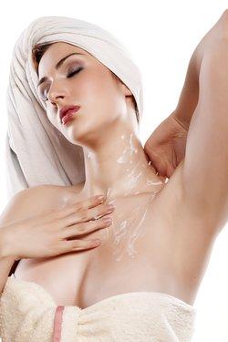 Brustpflege