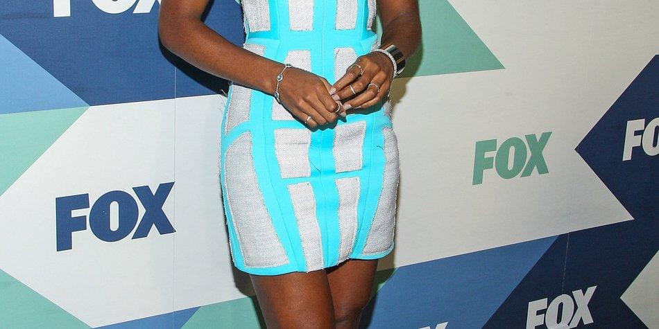 Kelly Rowland betete zu Gott