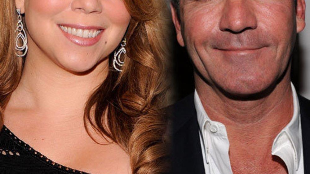"Simon Cowell über Mariah Careys Rolle in ""X Factor"""