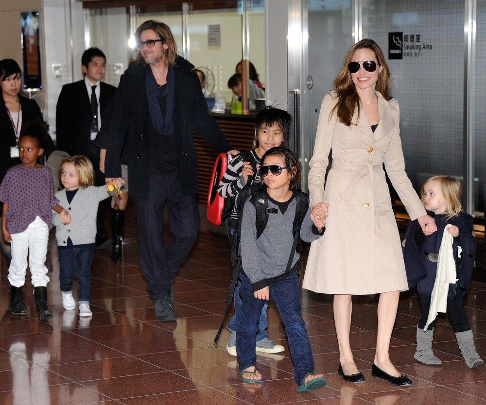 Brad Pitt und Co. reisen durch die Welt