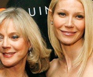 Gwyneth Paltrow und Mutter Blythe Danner