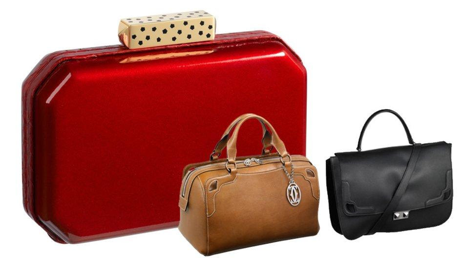 Die schönsten Cartier Taschen zum Verschenken