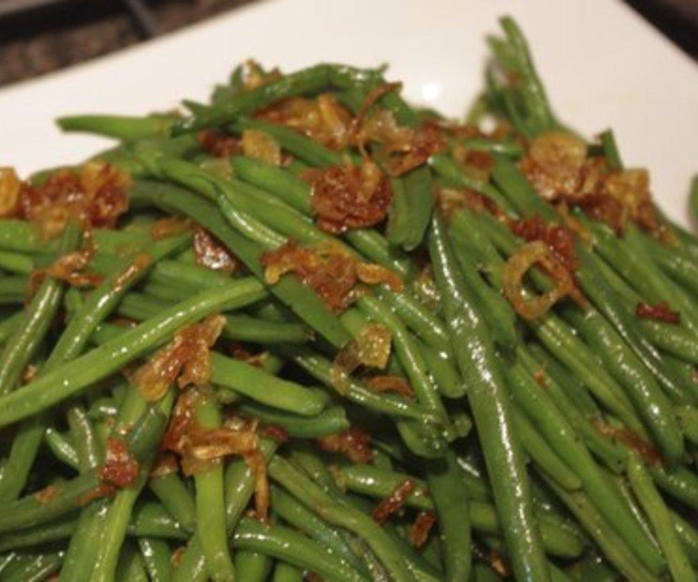 Grüne Bohnen kochen