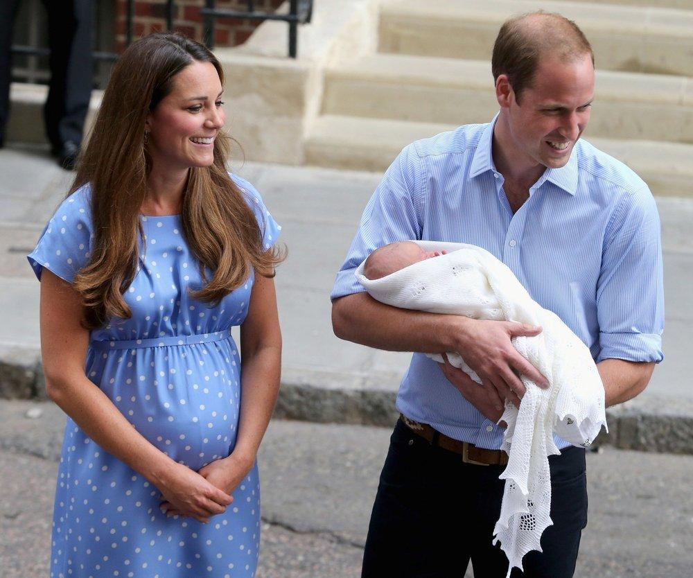 Kate Middleton und Prinz William verschicken Danksagungen
