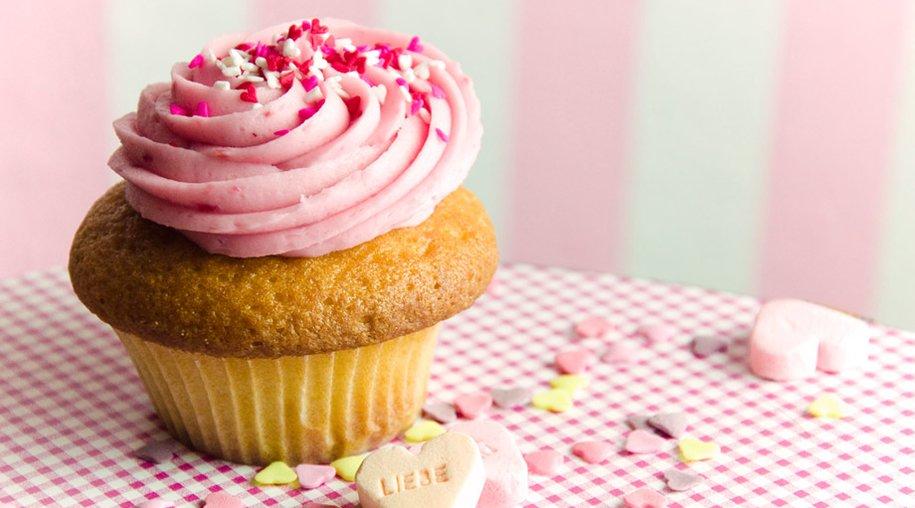 Cupcake selbstgemacht