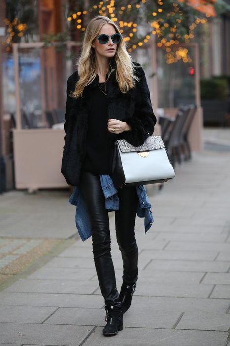 Poppy Delevingne in London