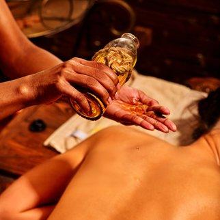 Massageöl selber machen