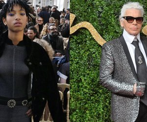 Willow Smith ist Karl Lagerfelds neue Muse