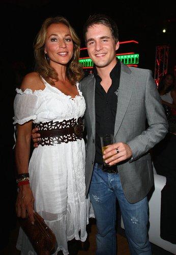 Alexander Klaws und Caroline Beil.