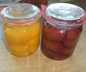 Obst einwecken
