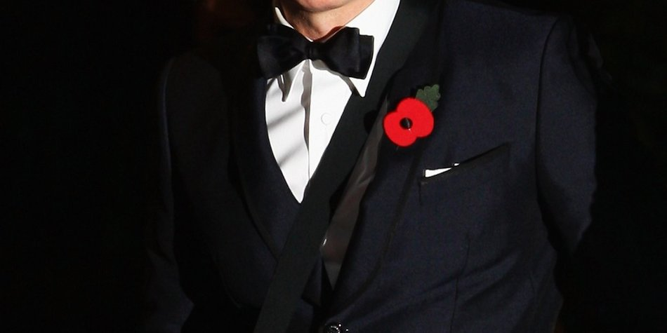 Daniel Craig ist James Bond