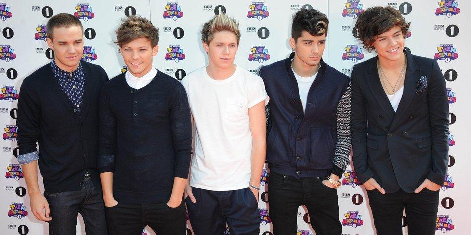 One Direction: Zehn Jahre Pause