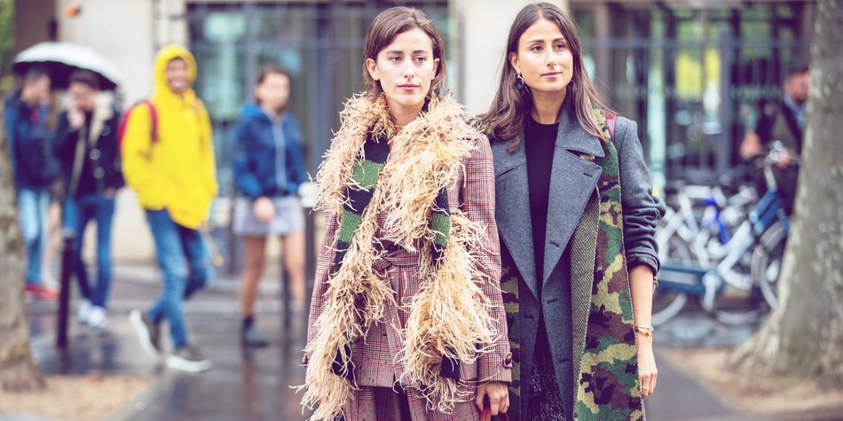 Military-Look: Camouflage feiert jetzt sein Comeback