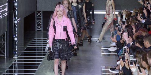 Paris Fashion Week 2015: Louis Vuitton