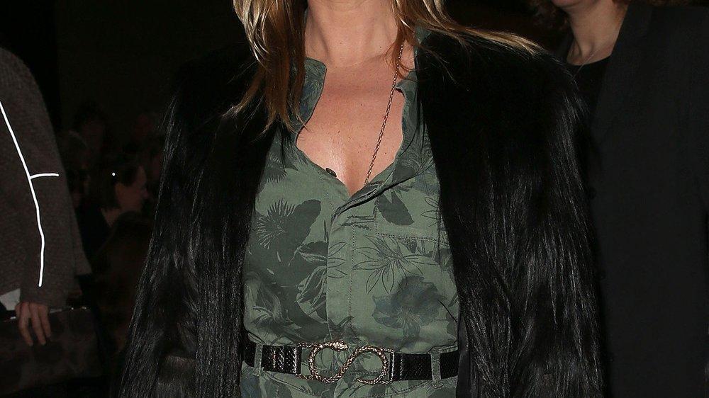 Kate Moss: Geht sie unter die Drehbuchautoren?
