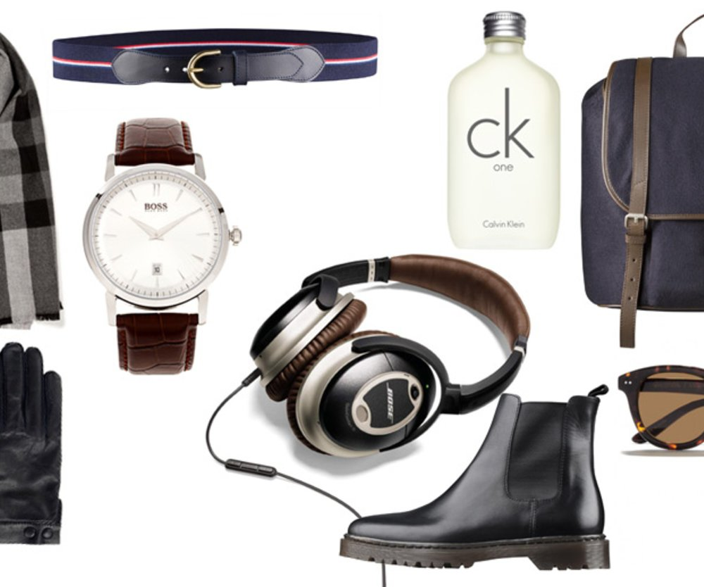Bose, Hugo Boss, Burberry London, A.P.C, Calvin Klein, Jil Sander