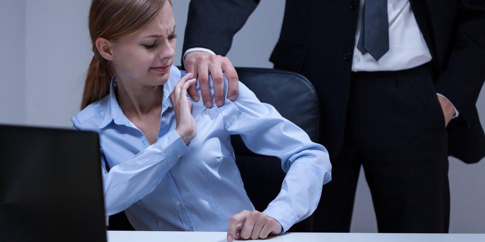 sexismus im Büro