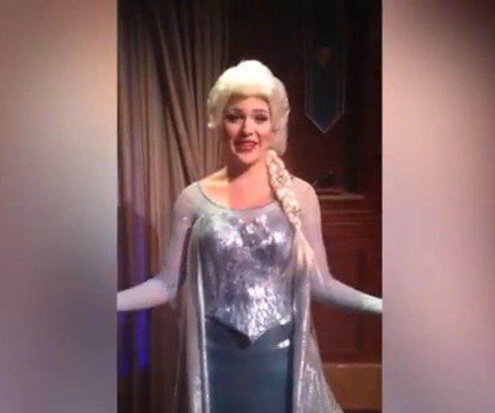 Die Eiskönigin sendet berührende Botschaft gegen Rassismus