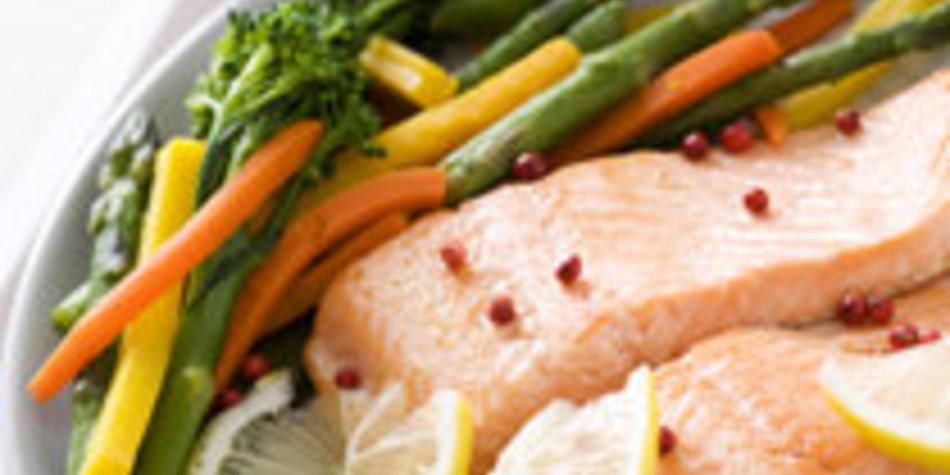 Die Eskimo-Diät: Fisch, Fisch, Fisch!