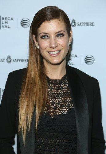 Kate Walsh: Offene Haare im Sleek Look