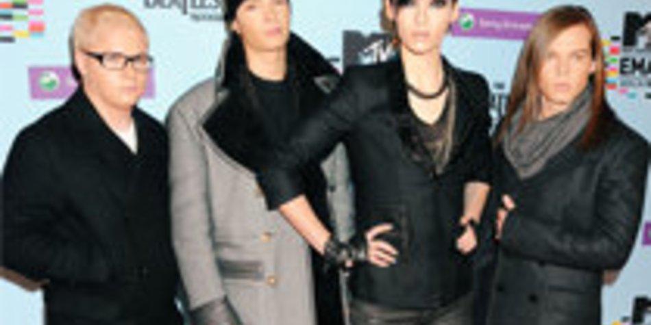 Tokio Hotel: Will keiner Bill und Co. live sehen?