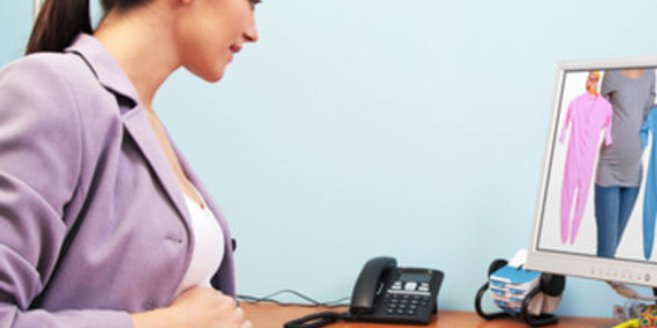 Auch wenn eine Frau schwanger ist, muss sie bei einer Beförderung berücksichtigt werden