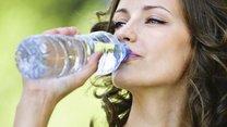 Wasser trinken Abnehmen