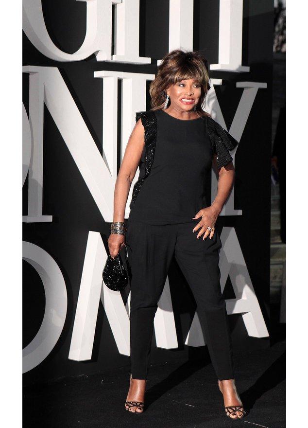 Tina Turner bei einem Event
