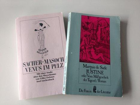 Marquis de Sade Justine_Sacher-Masoch Venus im Pelz