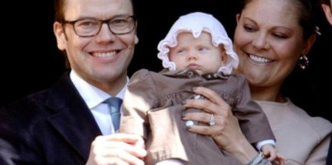 Prinzessin Estelle beliebt bei Schweden