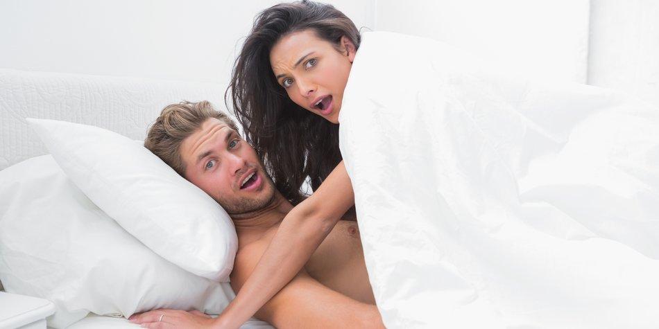 Intime perverse Sexfragen