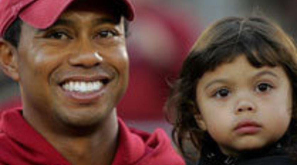 Tiger Woods: Geheimes Treffen
