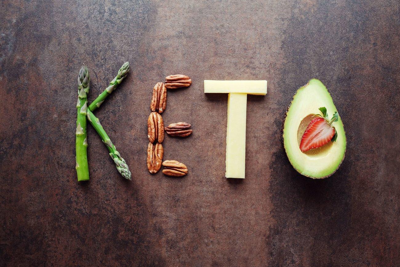 Ketogene Diät/ Ketogene Ernährung
