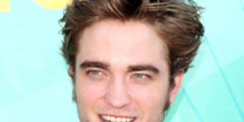 Robert Pattinson geht unter die Rapper