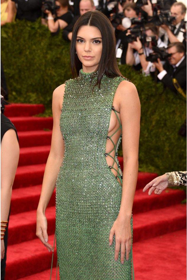 Kendall Jenner bei MET Gala