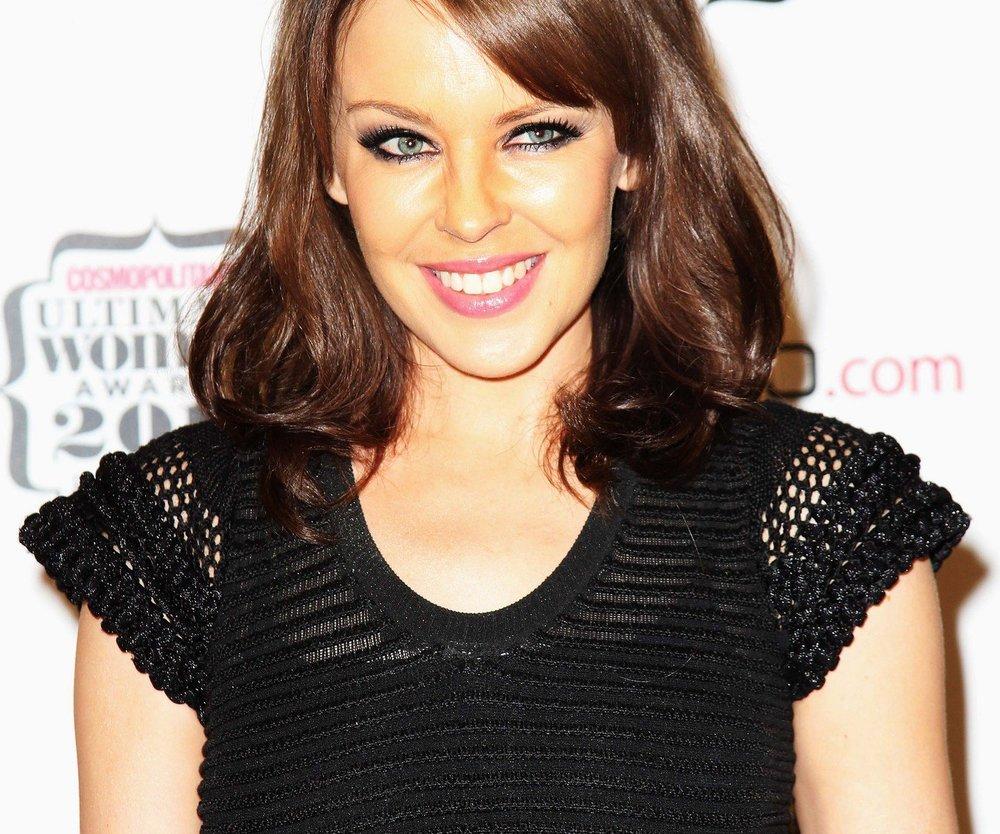 Kylie Minogue mit Botox-Gesicht?