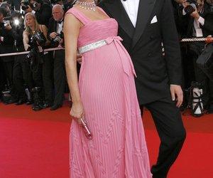 Eva Herzigova ist wieder Mutter geworden