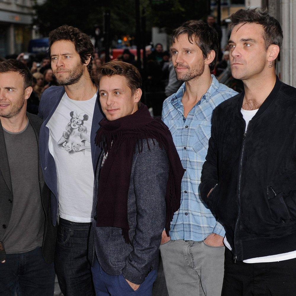 Take That: Bleibt Robbie Williams an Bord?
