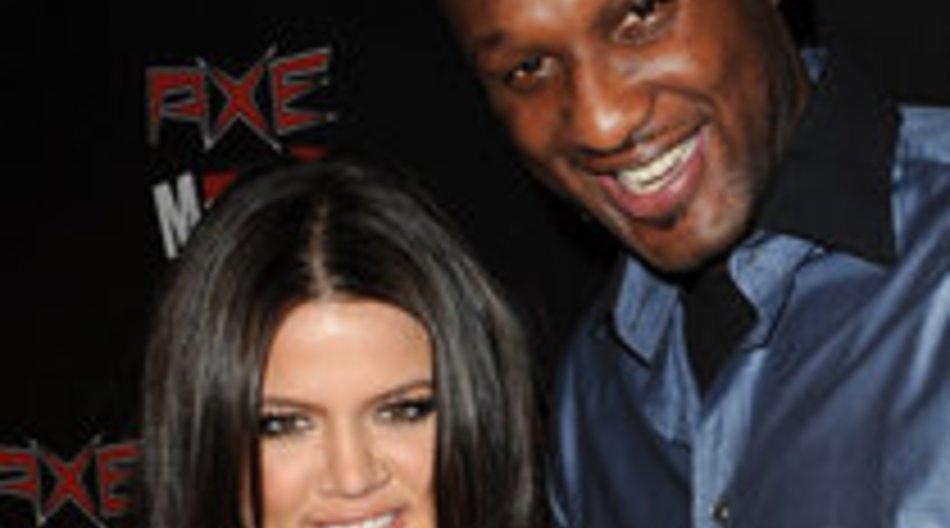 Khloe Kardashian ist die glücklichste aller Ehefrauen
