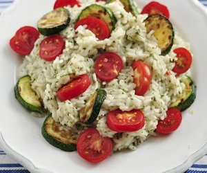 Reissalat vegetarisch