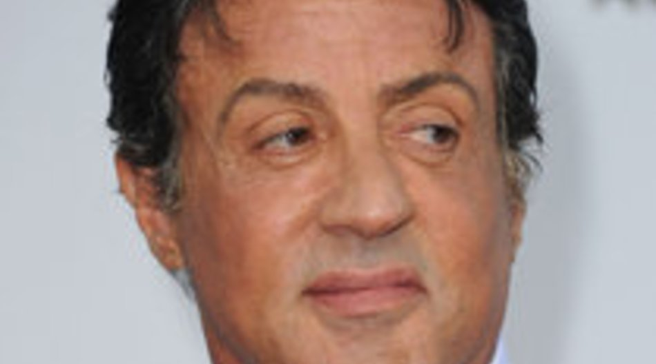"""Sylvester Stallone in """"The Expendables"""""""