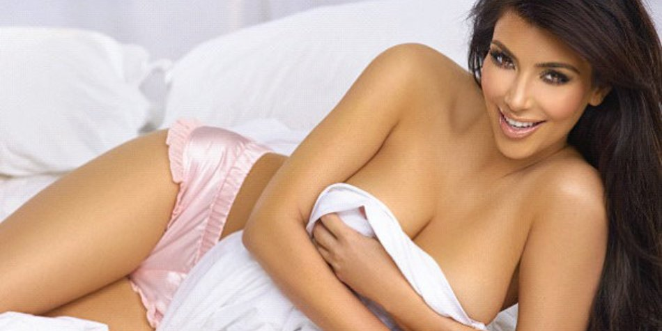 Kim Kardashian: Sexy Foto bei Twitter