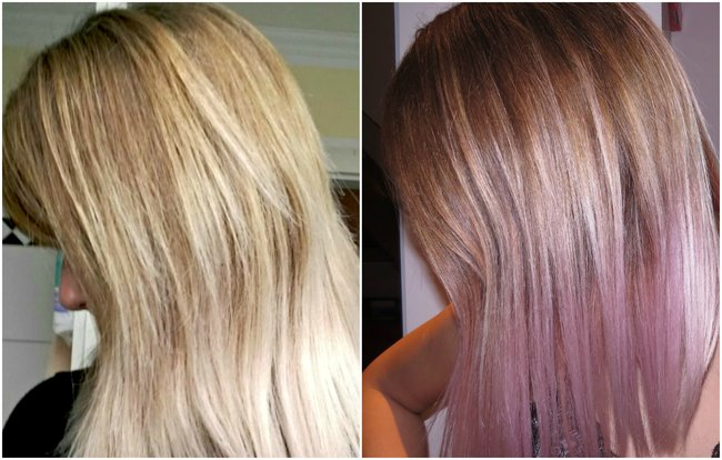 Haare rosa färben: So geht