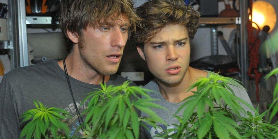 GZSZ: Drogenskandal in der Kultsoap!