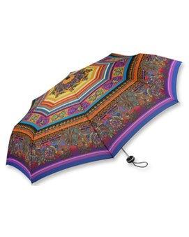 Regenschirme im Ethno Design