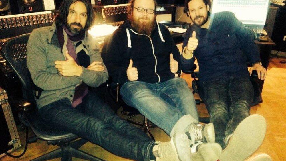 The Voice of Germany: Andreas Kümmert ist mit Max Herre im Studio