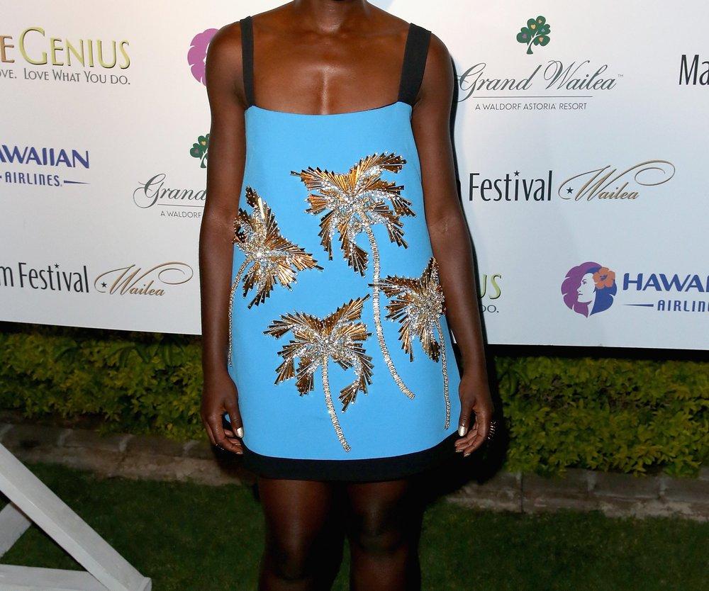 Lupita Nyong'o: Missglücktes Fotoshooting?