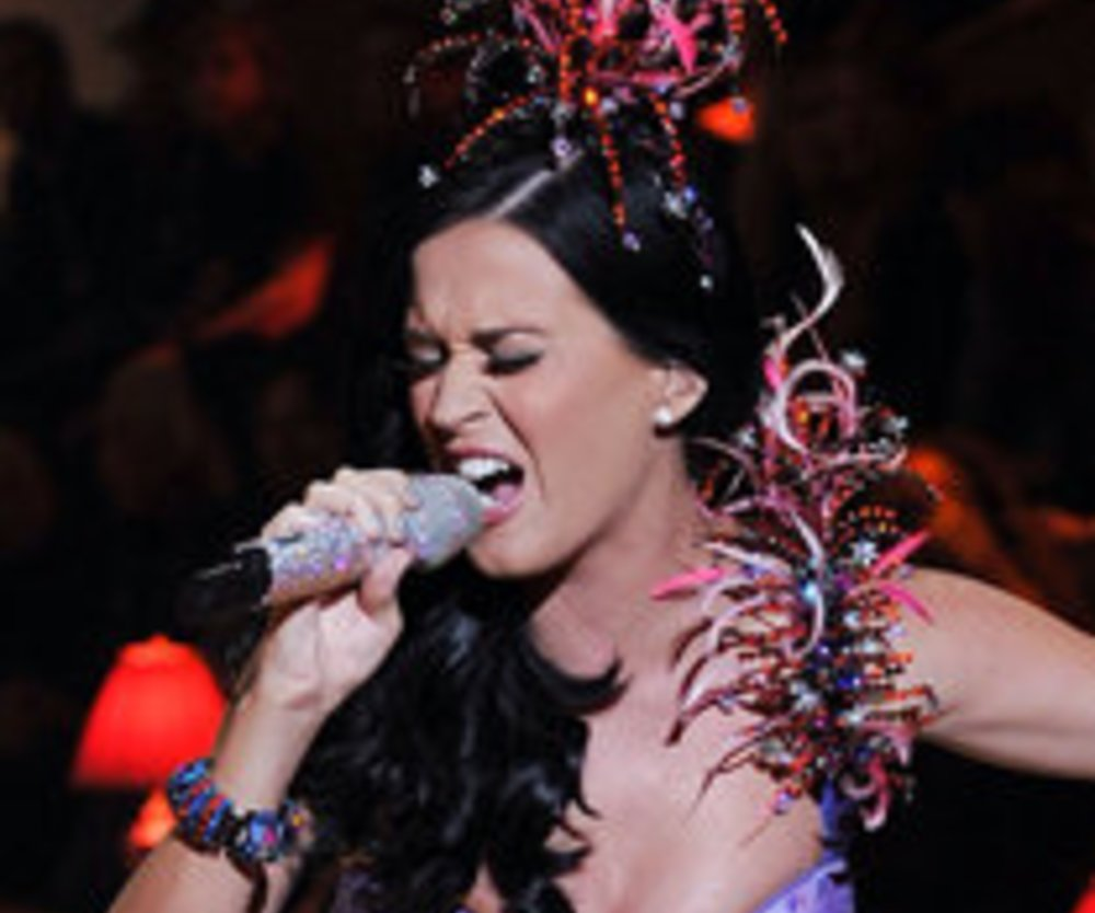 Katy Perry: Sexy bei Victoria's Secret!