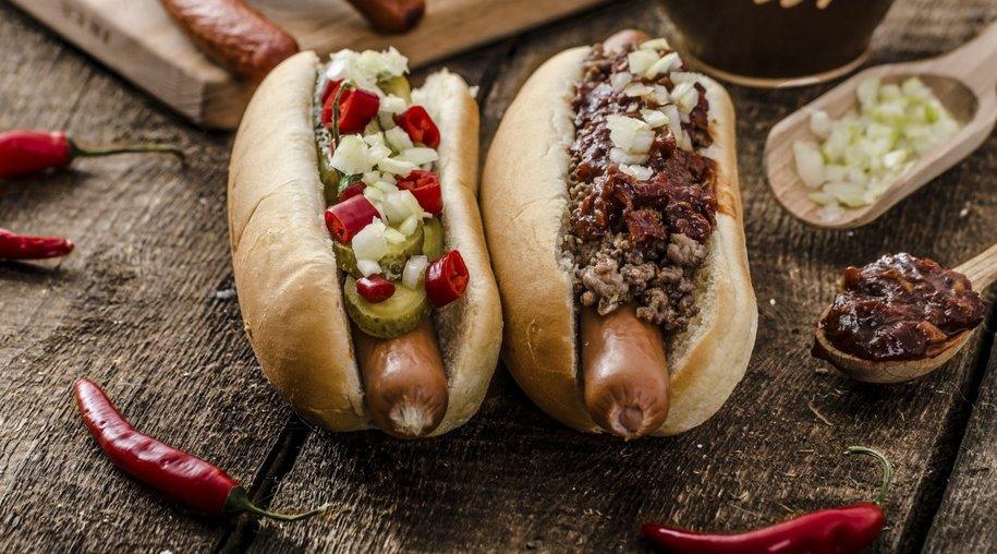 Hot Dog Varianten