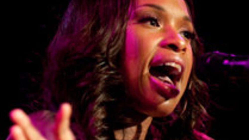 Jennifer Hudson: Emotionaler TV- Auftritt